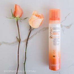Giovanni 2chic Tangerine & Papaya Ultra Volume Big Body Hair Spray - 147ml