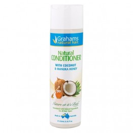Grahams Natural Conditioner Coconut & Manuka Honey - 250ml