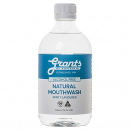 Grants Xylitol Herbal Mouthwash - 500ml
