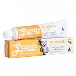 Grants Propolis Toothpaste with Mint - 110gm tube