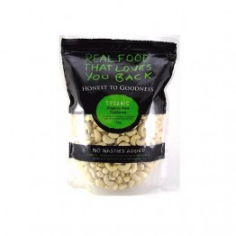 Honest To Goodness Raw Organic Cashews - 1kg