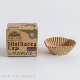 If You Care Unbleached Chlorine Free Baking Cups - Mini x 90