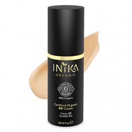 Inika Certified Organic BB Cream 30ml - Honey