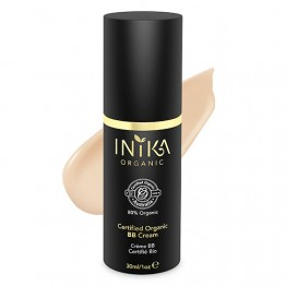 Inika Certified Organic BB Cream 30ml - Nude