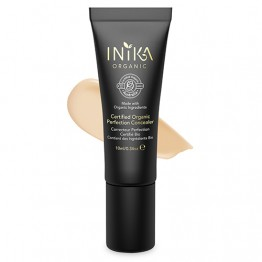 Inika Certified Organic Perfection Concealer 10ml - Medium