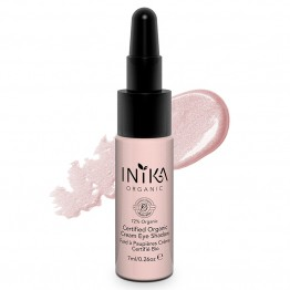 Inika Certified Organic Creme Eyeshadow - 7ml Pink Cloud