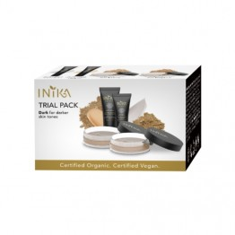 Inika Foundation Trial Pack - Dark