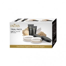Inika Foundation Trial Pack - Light