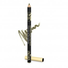 Inika Eyeliner Pencil 1.2g - Gold Khaki