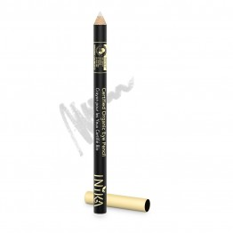 Inika Eyeliner Pencil 1.2g - White Crystal