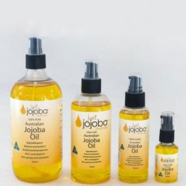 Just Jojoba Pure Australian Jojoba Oil