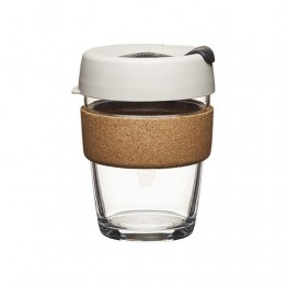 Keep Cup Brew Glass Coffee Cup - 12oz (340ml) Filter