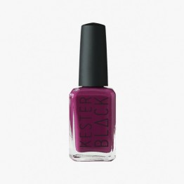 Kester Black 10-Free Natural Breathable Nail Polish 15ml - Poppy