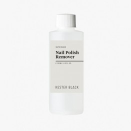 Kester Black Water Based Nail Polish Remover - 125ml