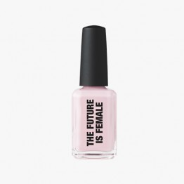 Kester Black 10-Free Natural Breathable Nail Polish 15ml - The Future Is Female