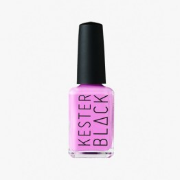 Kester Black 10-Free Natural Breathable Nail Polish 15ml - Violet