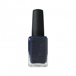 Kester Black 10-Free Natural Breathable Nail Polish 15ml - Periwinkle