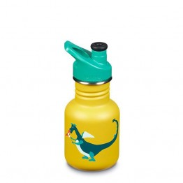 Klean Kanteen Classic Kids Water Bottle 355ml / 12oz - Dragon Snack