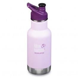 Klean Kanteen Classic Insulated Kids Water Bottle 355ml / 12oz - Sugarplum Fairy