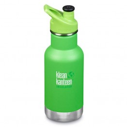 Klean Kanteen Classic Insulated Kids Water Bottle 355ml / 12oz - Lizard Tales