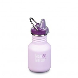 Klean Kanteen Classic Kids Sippy Bottle 355ml / 12oz - Sugarplum Fairy