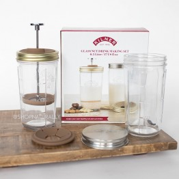 Kilner Nut Drink Making Set