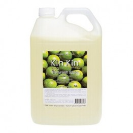 Kin Kin Naturals Dishwashing Liquid - Lime Eucalyptus 5L