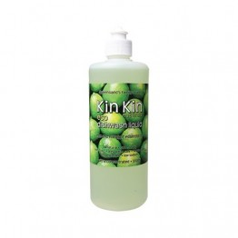 Kin Kin Naturals Dishwashing Liquid - Lime Eucalyptus 550ml
