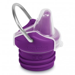 Klean Kanteen Kids Sippy Cap - Dark Purple