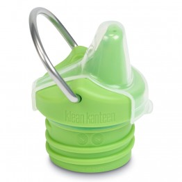 Klean Kanteen Kids Sippy Cap - Green