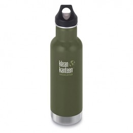 Klean Kanteen Classic Insulated Water Bottle 592ml / 20oz - Fresh Pine