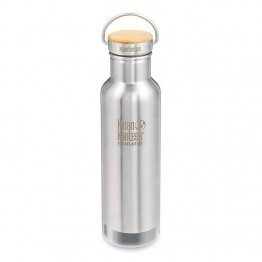 Klean Kanteen Classic Insulated Water Bottle 592ml / 20oz - Reflected Mirrored