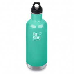 Klean Kanteen Classic Insulated Water Bottle 946ml / 32oz - Sea Crest