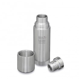 Klean Kanteen TKPro Insulated Flask 16oz / 500ml - Silver