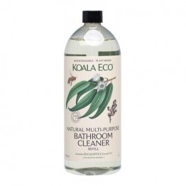 Koala Eco Multi-purpose Bathroom Cleaner - Eucalyptus 1 litre refill