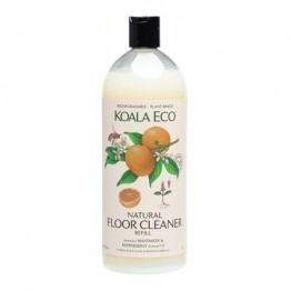 Koala Eco Floor Cleaner - Mandarin & Peppermint 1 litre refill