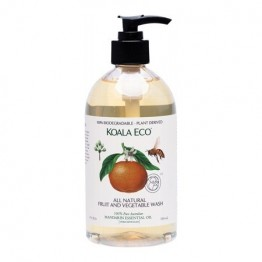 Koala Eco Fruit & Vegetable Wash - Mandarin 500ml