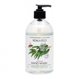 Koala Eco Hand Wash - Lemon Scented Eucalyptus & Rosemary 500ml