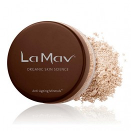 La Mav Anti-Aging Minerals Powder Mineral Foundation with SPF15 8g - Light