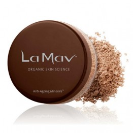 La Mav Anti-Aging Minerals Powder Mineral Foundation with SPF15 8g - Medium
