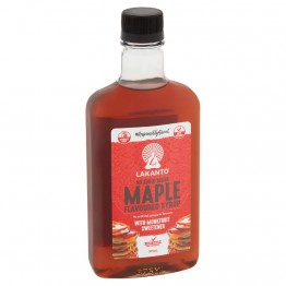 Lakanto Maple Flavoured Syrup with Monkfruit 375ml