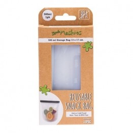 Little Mashies Reusable Silicone Food Storage Bag - 500ml