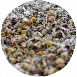 Little Wildling Co Organic Loose Leaf Tea - 100g Pouch - Hibernate + Chill