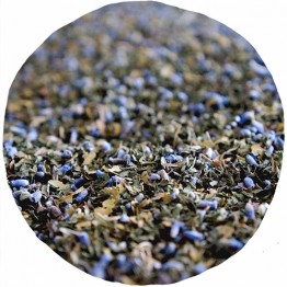 Little Wildling Co Organic Loose Leaf Tea - 100g Pouch - Peppermint Lemon Myrtle & Lavender