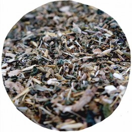 Little Wildling Co Organic Loose Leaf Tea - 100g Pouch - Rehab (Cleanse + Detox)