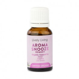 Lively Living Essential Oil Blend - Aroma Snooze 15ml