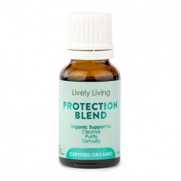 Lively Living Essential Oil Blend - Protection Blend 15ml