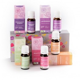 Lively Living Pregnancy & New Mum Collection