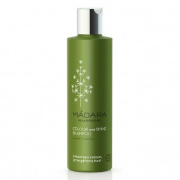 Madara Colour and Shine Shampoo - 250ml