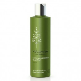 Madara Gloss and Vibrancy Shampoo - 250ml